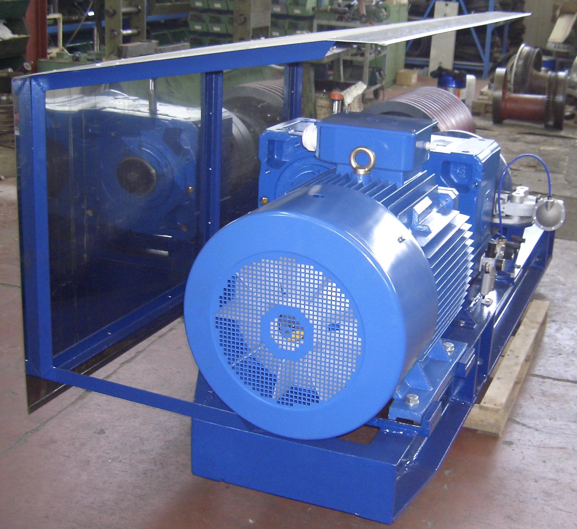 Mechanism MT 10000-12000 EMILMEC
