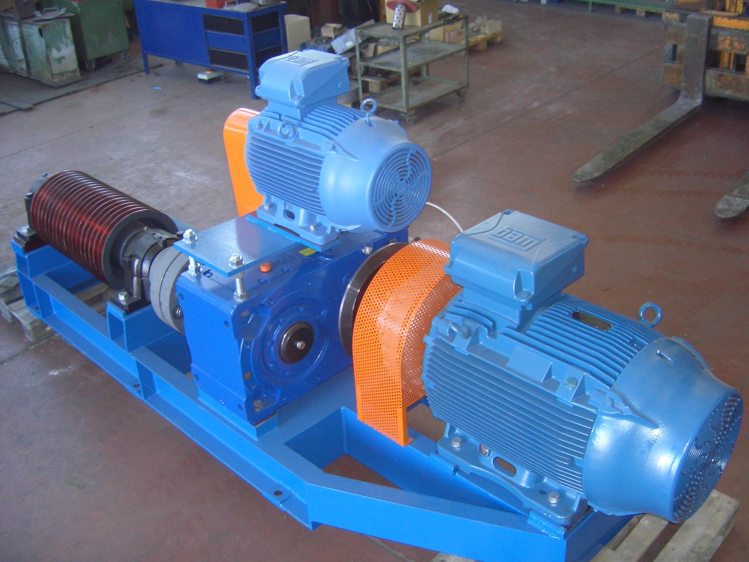 mechanism MT 34000 – 38000 EMILMEC